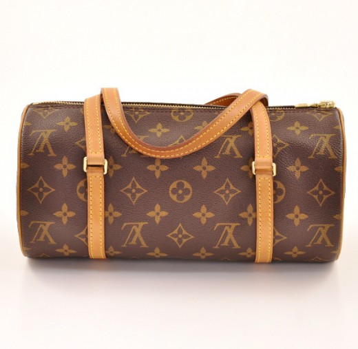 5c26e5e80036 Louis Vuitton LOUIS VUITTON Monogram Papillon 30 shoulder handbag ...