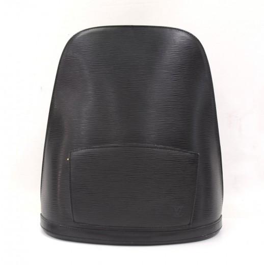 979e7e5de5d7 Louis Vuitton Louis Vuitton Gobelins Black Epi Leather Backpack Bag