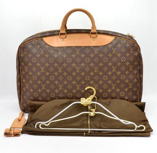 c4277ae1ae03 Louis Vuitton Louis Vuitton Monogram Alize Ann Posh Canvas Travel ...