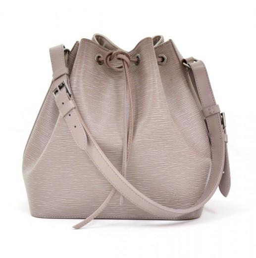 0160e68102d2 Louis Vuitton LOUIS VUITTON Epi leather NOE Petit Lilac shoulder bag ...