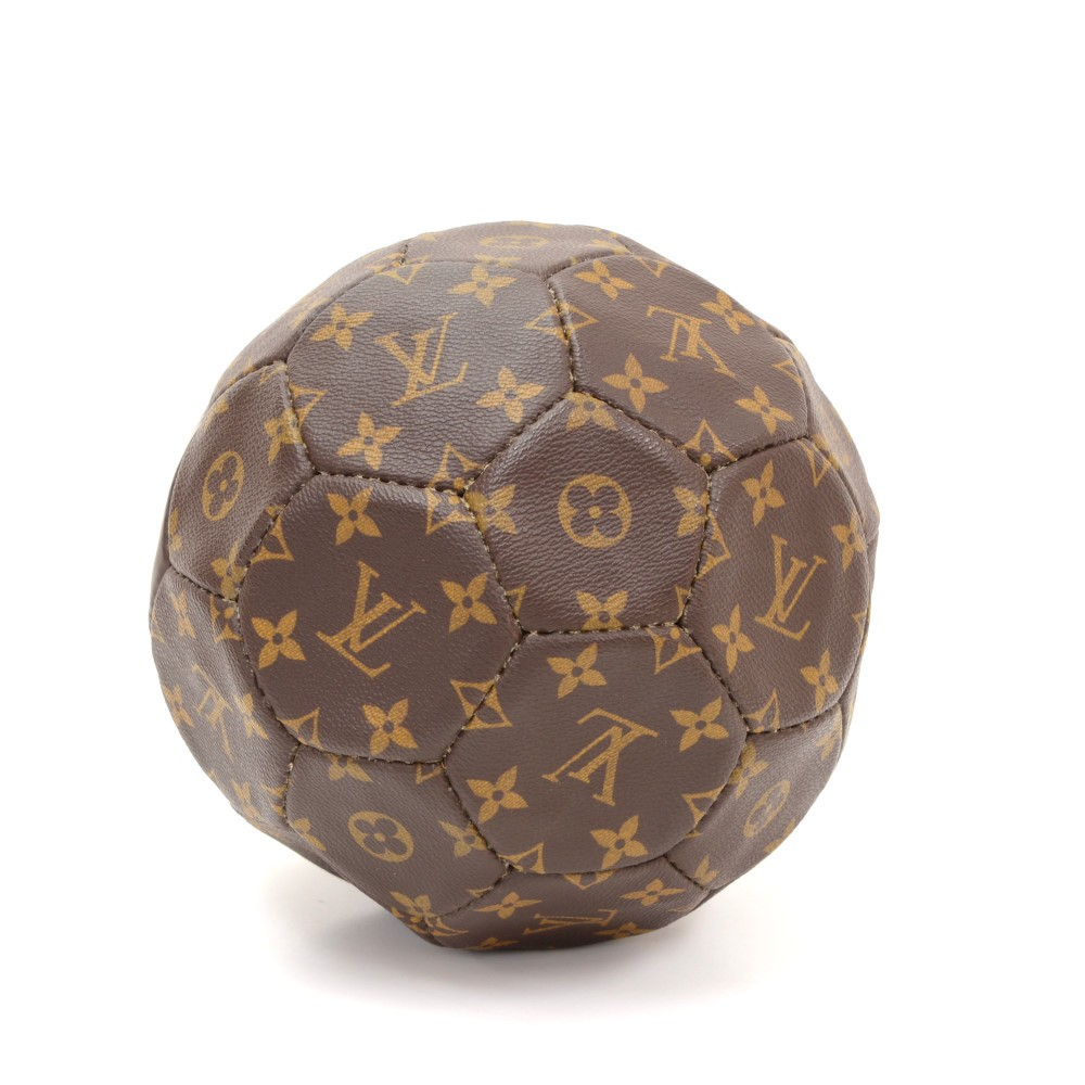 19806fd2cb8a Louis Vuitton Louis Vuitton Monogram Canvas 1998 France World Cup ...