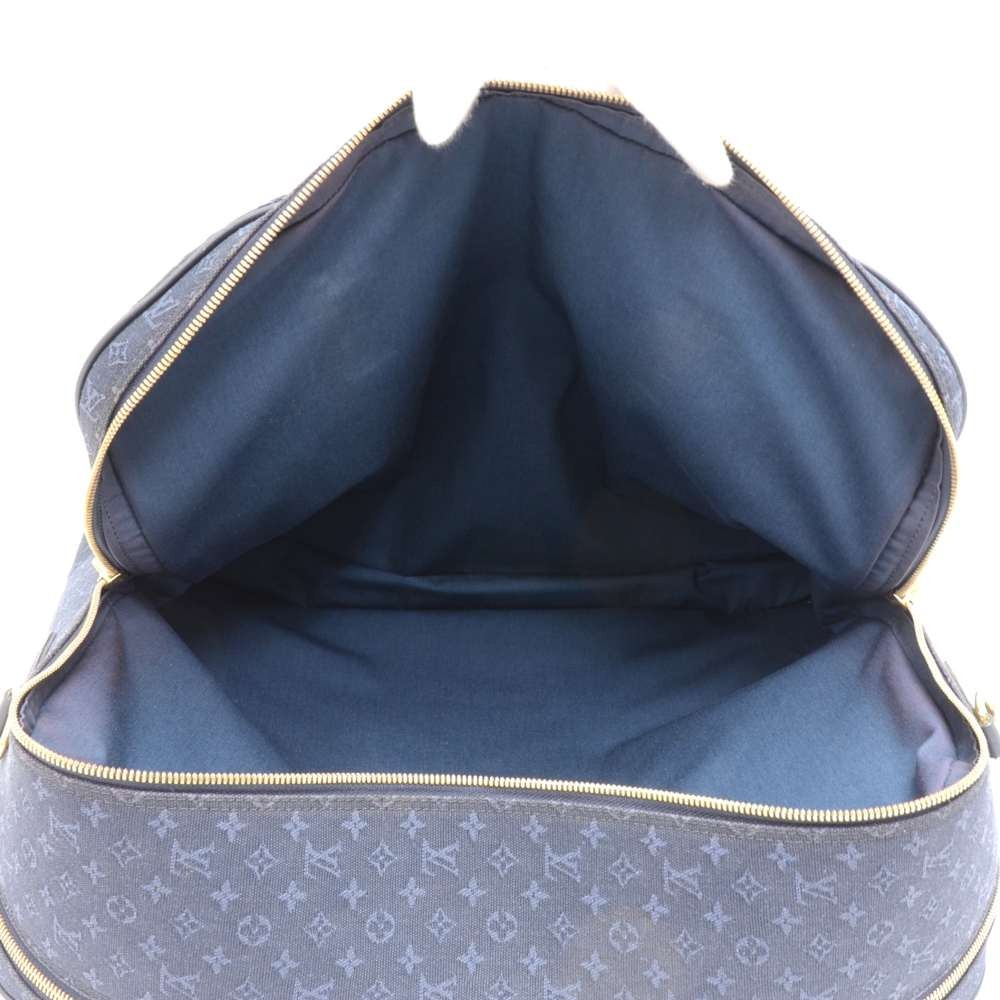 58e14ef6edb Louis Vuitton Louis Vuitton Claudine Navy Monogram Travel Bag