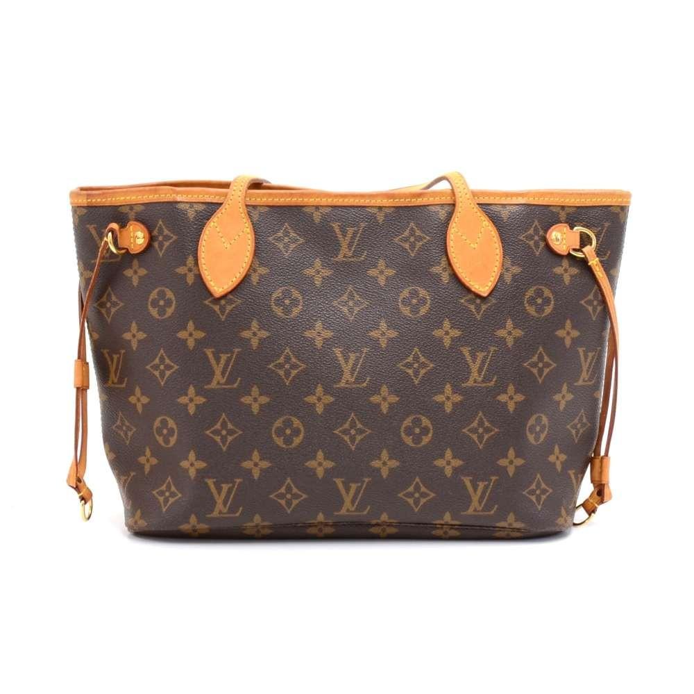 fedc08acacf Louis Vuitton Louis Vuitton Neverfull PM Monogram Canvas Shoulder ...