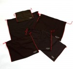 Coach Chocolate Brown Dust Bag set of 6