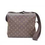 Louis Vuitton Naviglio Monogram Canvas Messenger Bag
