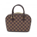 Louis Vuitton Sarria Horizontal Ebene Damier Canvas Hand Bag