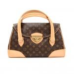 Louis Vuitton Beverly GM Monogram Canvas Hand Bag