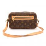 Louis Vuitton Pochette Cite Monogram Canvas Hand Bag