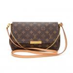 Louis Vuitton Favorite PM Monogram Canvas 2way Shoulder Bag