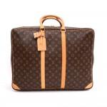 Louis Vuitton Sirius 55 Monogram Canvas Travel Bag