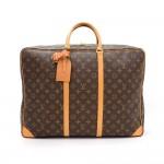 Louis Vuitton Sirius 50 Monogram Canvas Travel Bag