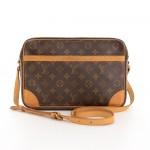 Louis Vuitton Trocadero 30 Monogram Canvas Shoulder Bag