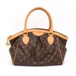 Louis Vuitton Tivoli PM Monogram Canvas Hand Bag