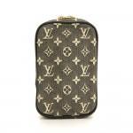 Louis Vuitton Housse Digitale Black Mini Monogram Shoulder Camera/Phone Case