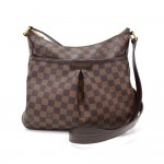 Louis Vuitton Bloomsbury PM Ebene Damier Canvas Shoulder Bag