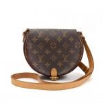 Louis Vuitton Tambourine Monogram Canvas Shoulder Bag