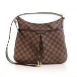 Louis Vuitton Bloomsbury PM Ebene Damier Canvas Shoulder Bag