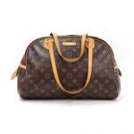 Louis Vuitton Montorguell PM Monogram Canvas Handbag