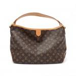 Louis Vuitton Delightful PM Monogram Canvas Shoulder Tote Bag