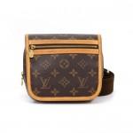 Louis Vuitton Bum Bag Bosphore Monogram Canvas Waist Pouch Bag
