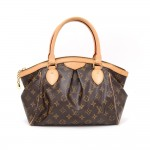 Louis Vuitton Tivoli PM Monogram Canvas Hand Bag