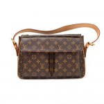 Louis Vuitton Viva Cite GM Monogram Canvas Shoulder Bag
