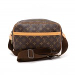 Louis Vuitton Reporter PM Monogram Canvas Shoulder Bag