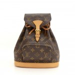 Louis Vuitton Mini Montsouris Monogram Canvas Backpack Bag