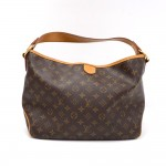 Louis Vuitton Delightful PM Monogram Canvas Shoulder Tote Bag