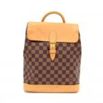 Louis Vuitton Soho Damier Canvas Special Edition Limited Backpack