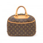 Louis Vuitton Trouville Monogram Canvas Hand Bag