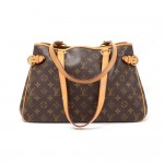 Louis Vuitton Batignolles Original Monogram Canvas Shoulder Hand Bag