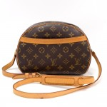 Louis Vuitton Blois Monogram Canvas Shoulder Bag