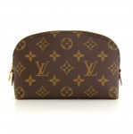 Louis Vuitton Pochette Cosmetique Monogram Canvas Pouch Bag