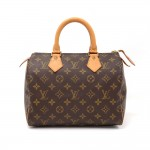 Vintage Louis Vuitton Speedy 25 Monogram Canvas City Hand Bag