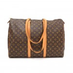 Louis Vuitton Sac Flanerie 50 Monogram Canvas Shoulder Travel Bag