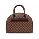 Louis Vuitton Nolita Ebene Damier Canvas Hand Bag