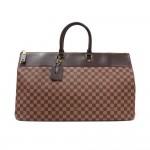 Louis Vuitton Greenwich GM Ebene Damier Canvas Large Travel Bag