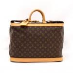 Louis Vuitton Cruiser 45 Monogram Canvas Large Travel Bag