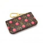 Louis Vuitton Pochette Cles Damier Canvas Key Coin Case