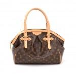 Louis Vuitton Tivoli GM Monogram Canvas Shoulder Hand Bag