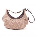 Louis Vuitton Rhapsodie MM Red Mini Monogram Idylle Canvas Shoulder Bag