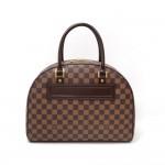 Louis Vuitton Nolita Ebene Damier Canvas Hand Bag