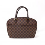 Louis Vuitton Sarria Horizontal Ebene Damier Canvas Large Hand Bag