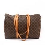 Louis Vuitton Sac Flanerie 50 Monogram Canvas Shoulder Travel Bag