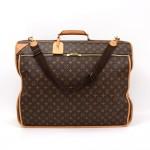 Louis Vuitton Portable Cabin Monogram Canvas Garment Suite Travel Bag