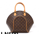 Louis Vuitton Ellipse MM Monogram Canvas Hand Bag