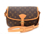 Louis Vuitton Sologne Monogram Canvas Shoulder Bag