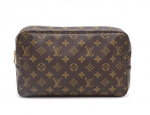 Vintage Louis Vuitton Trousse Toilette 28 Monogram Canvas Cosmetic Pouch
