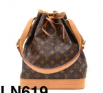 Louis Vuitton Noe Large Monogram Canvas Shoulder Bag